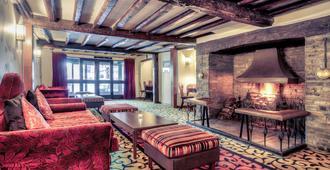 Mercure Stratford Upon Avon Shakespeare Hotel - סטרטפורד אפון-אבון - סלון