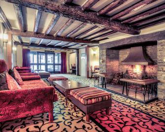 Mercure Stratford Upon Avon Shakespeare Hotel - Stratford-upon-Avon - Living room