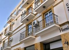 中心酒店 - 尼古西亞 - 尼科西亞 - 建築