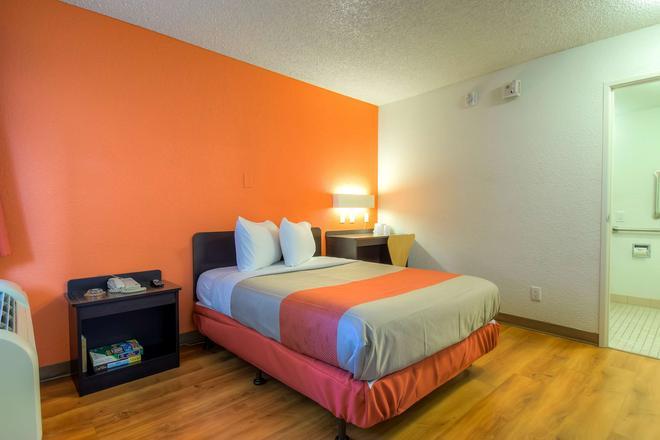 Motel 6 Las Vegas Tropicana - Las Vegas - Makuuhuone