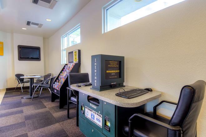 Motel 6 Las Vegas Tropicana - Las Vegas - Liikekeskus