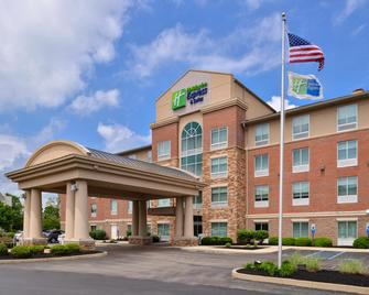 Holiday Inn Express & Suites Cincinnati - Mason - Mason - Gebouw