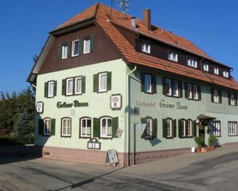 Landgasthof Grüner Baum - Bad Wildbad - Gebäude