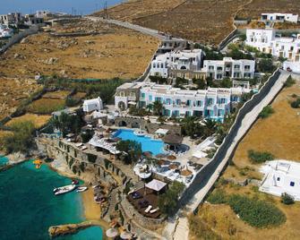 奇沃托斯酒店 - 米科諾斯 - 米科諾斯島/麥科諾斯島 - 游泳池