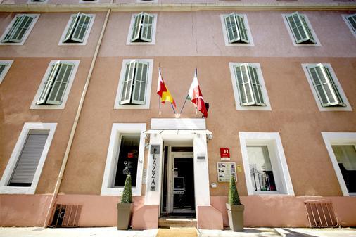 Kyriad Nimes Centre - Νιμ - Κτίριο
