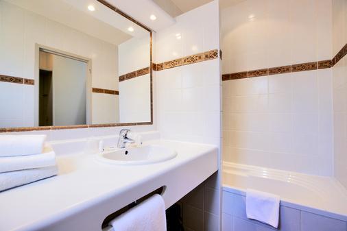 基里亞德尼姆中央酒店 - 尼姆 - 尼姆 - 浴室