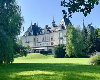 Château Sainte-Sabine - Pouilly-en-Auxois - Building