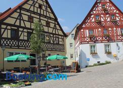 Hotel-Restaurant Stern - Geiselwind - Building