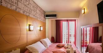 ライフ ブティック ホテル - イラクリオン - 寝室