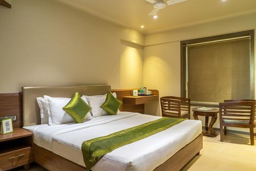 Treebo Trend Olive Nest - Mumbai - Bedroom