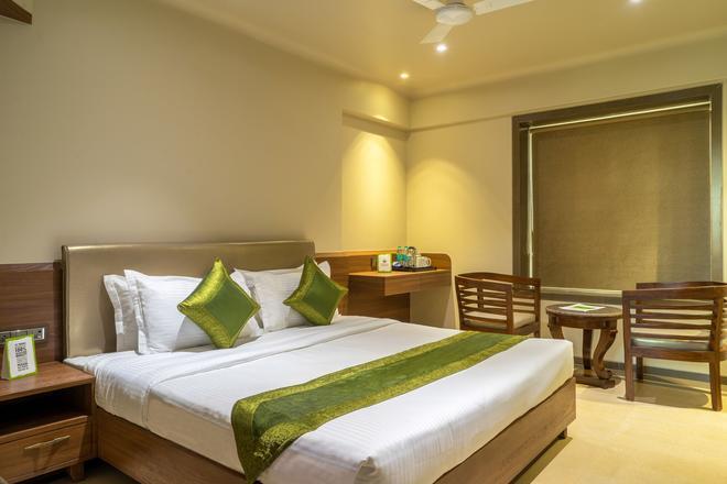 橄欖之家翠波酒店 - 孟買 - 臥室