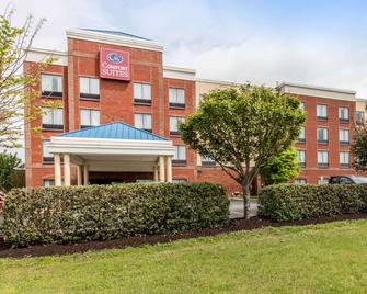 Comfort Suites - Murfreesboro - Building