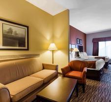 Comfort Suites Murfreesboro