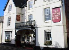 The Lorna Doone Hotel - Minehead - Building