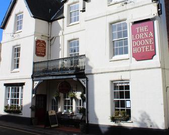 The Lorna Doone Hotel - Minehead - Building