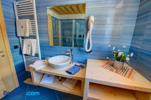 Chalet Nada - Livigno - Bathroom