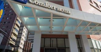 Comfort Hotel Santos - Santos - Edificio