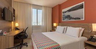 Comfort Hotel Santos - Santos - Bedroom