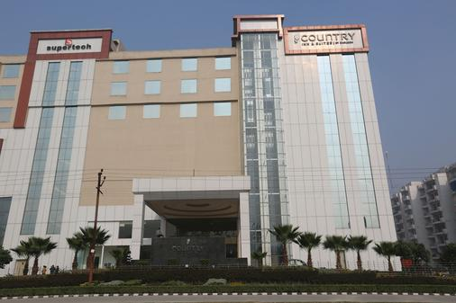 Country Inn And Suites By Carlson Meerut - Merath - Gebäude