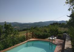 La Terrazza Del Subasio - Assisi - Πισίνα