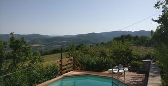 La Terrazza Del Subasio - Assisi - Svømmebasseng