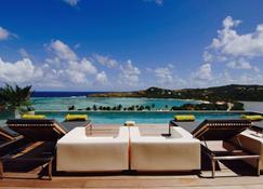 Hotel Villa Lodge 4 épices - Gustavia - Zwembad
