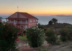 Nikos Apartments - Corfu - Outdoor view