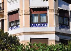 Pensión Alameda - San Sebastian - Κτίριο