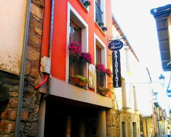 Hotel Rural Pajarapinta - Molinaseca - Buiten zicht