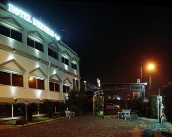 Hotel Meeting - Касорія - Building
