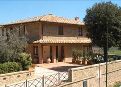 Piccolo Hotel La Valle - Pienza - Rakennus