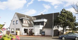 Hotel Jess am Meer - Büsum - Building