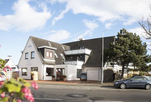 Hotel Jess am Meer - Büsum - Edificio