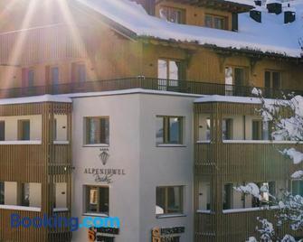 Hotel Garni Alpenjuwel Residenz - Serfaus - Building