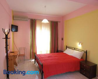 Apartments Elena - Stoupa - Bedroom