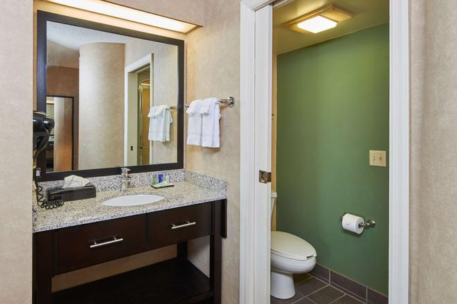 Sleep Inn near Penn State - State College - Bathroom