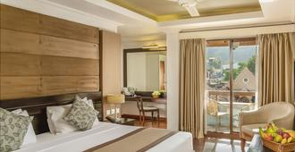 Kandy City Hotel By Earl's - Kandy - Bedroom