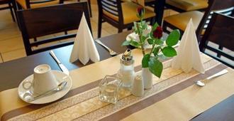 Stadthotel Regensburg - Regensburg - Restaurant