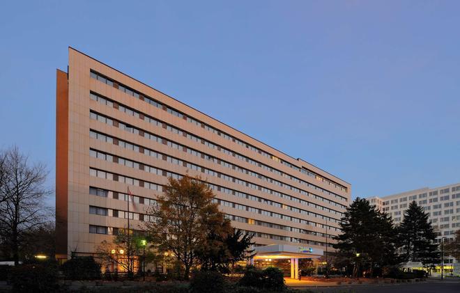 Radisson Blu Scandinavia Hotel, Düsseldorf - Düsseldorf - Toà nhà
