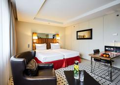 Radisson Blu Scandinavia Hotel, Düsseldorf - Düsseldorf - Phòng ngủ