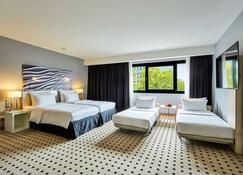 Radisson Blu Scandinavia Hotel, Düsseldorf - Düsseldorf - Bedroom