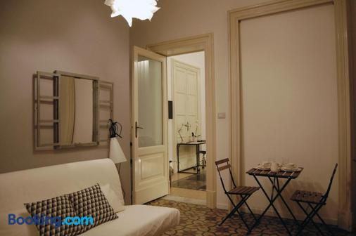 B&b 4 Elementi Catania - Catania - Phòng khách