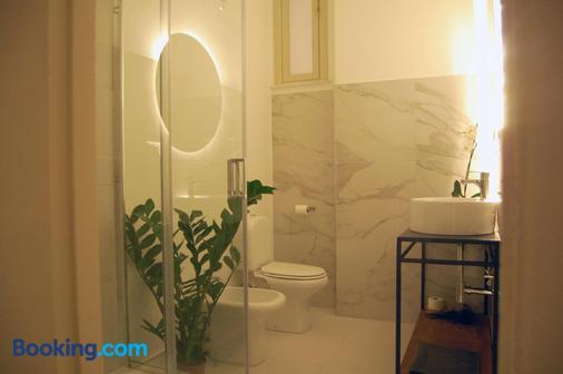 B&b 4 Elementi Catania - Catania - Phòng tắm