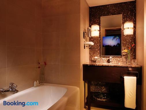 Jumeirah Messilah Beach Hotel And Spa - Kuwait City - Bathroom