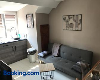 Comme à la maison - Булонь-сюр-Мер - Living room