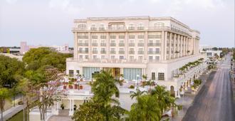 梅里達美洲慶典酒店 - 梅利達 - Merida/梅里達 - 餐廳