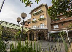 Hotel Villa Morra Suites - Asunción - Gebouw