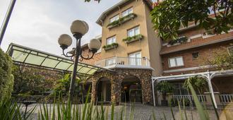 Hotel Villa Morra Suites - Asunción - Edificio