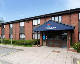 Travelodge Droitwich - Droitwich - Gebäude
