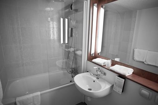 Hotel Campanile Avignon Sud - Montfavet La Cristole - Avignon - Kylpyhuone